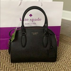 NWT Authentic Kate Spade Medium Dome Satchel